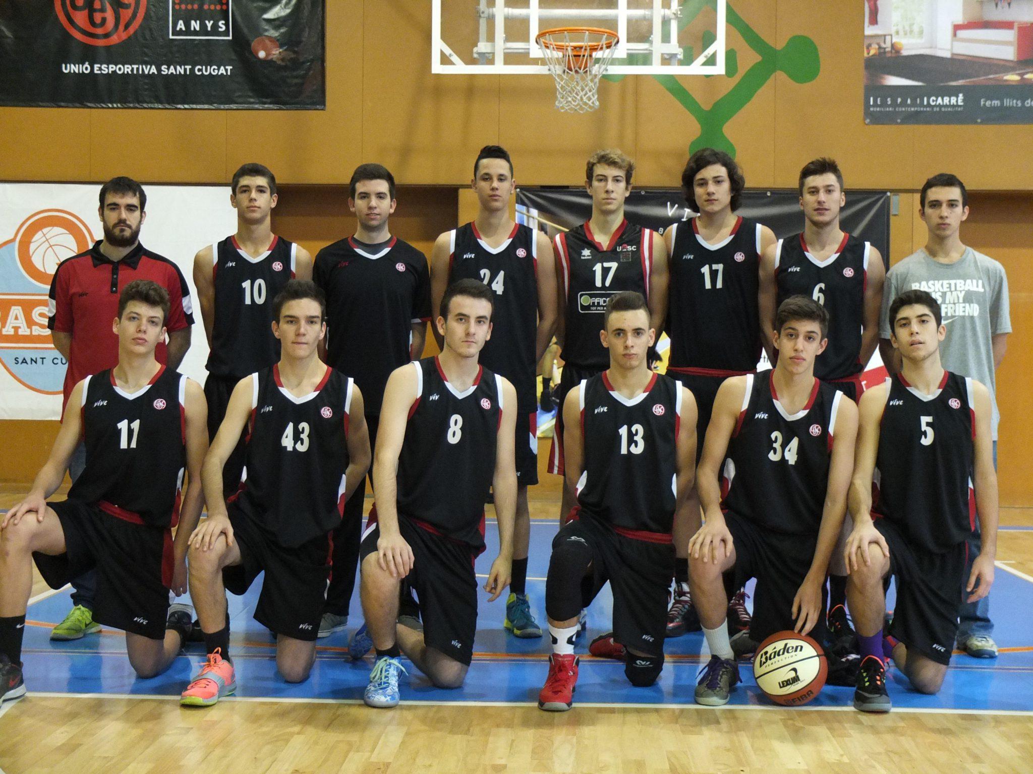 Júnior 2 Masc foto plantilla 2014-2015