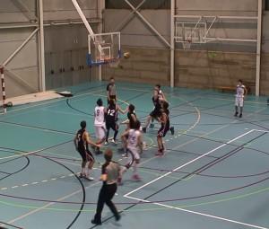 Cadet 3 Uesc guanya al Girona 1