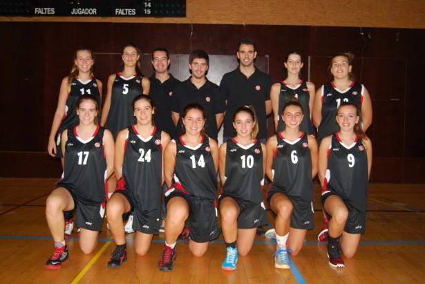 Junior 1 Fem 2013-14