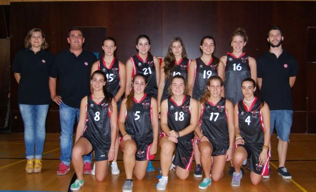 Junior 2 Fem 2013-14