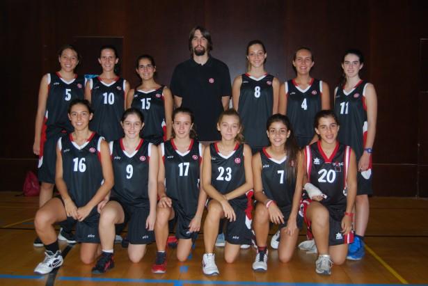 Junior 3 Fem 2013-14