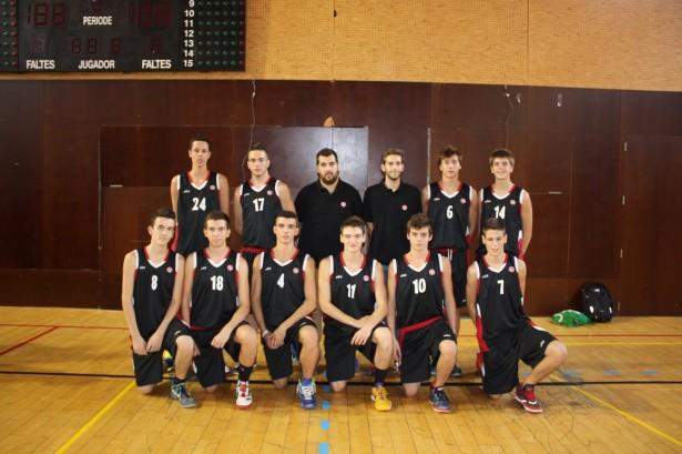 Júnior Masc 2 2013-14
