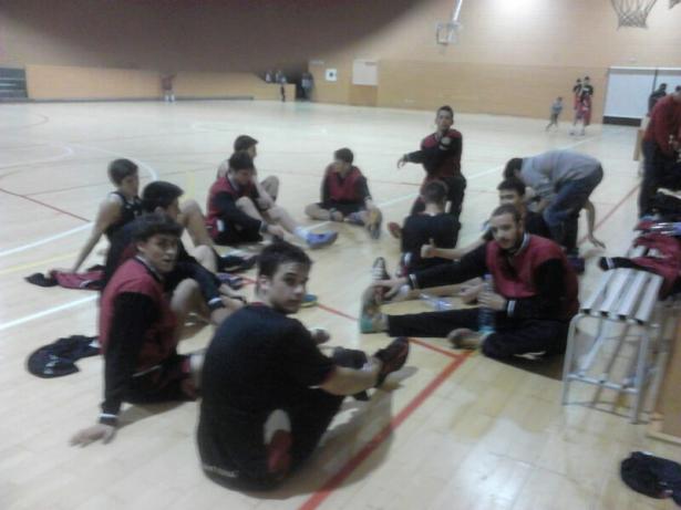 Junior Masc1 14.12.2013 Sant Adria