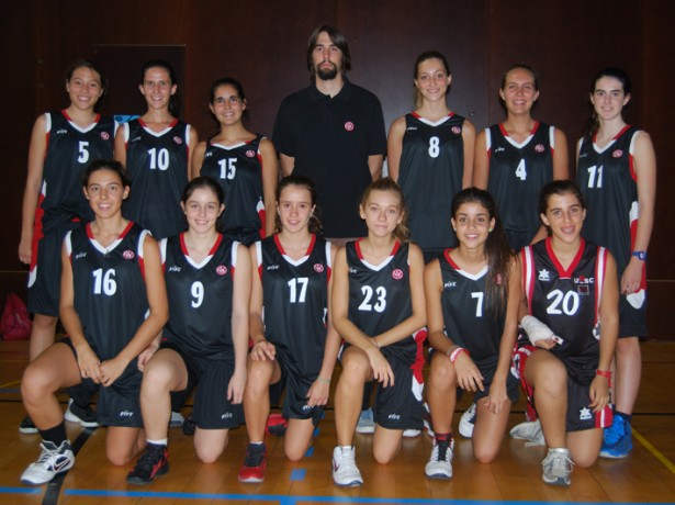 Junior Fem 3 (2) 2013-14