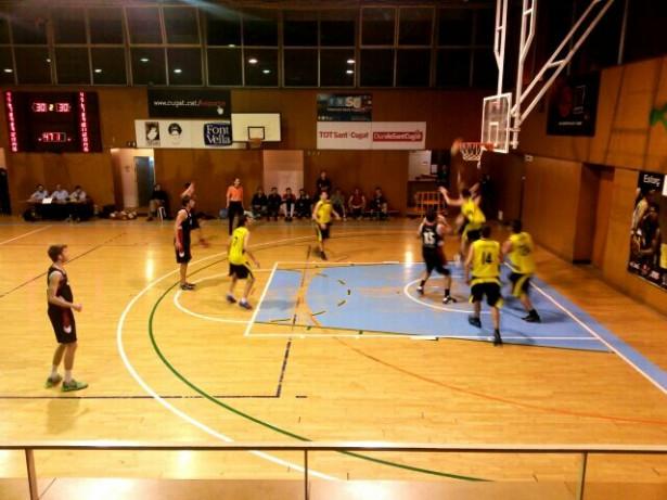 Sènior masc 1-CB Castellar 11.01.2014