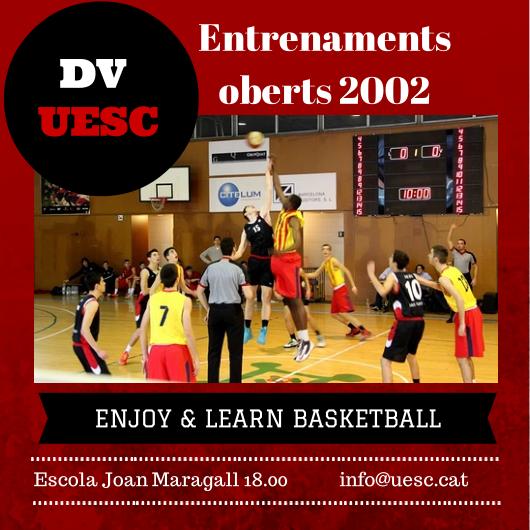 Cartell entrenaments oberts 2014 (1)