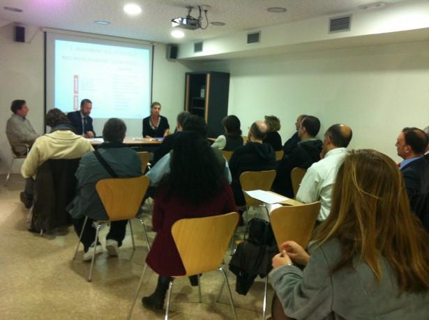 Assemblea Socis UESC 2014