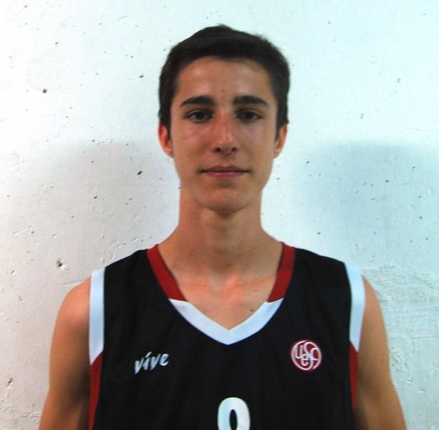 Adria Amabilino 2013-14