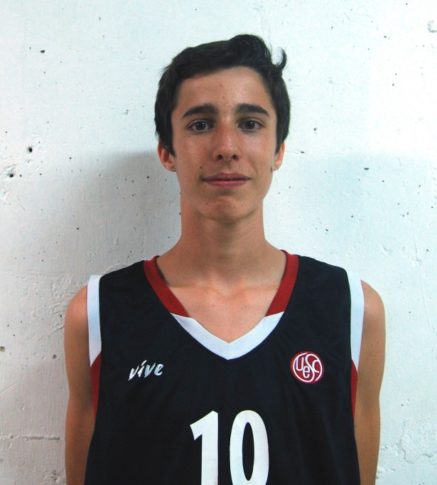 Brian Amabilino 2013-14