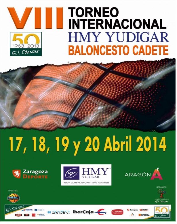 Calendario VIII Torneo Internacional Cadete EL Olivar-1