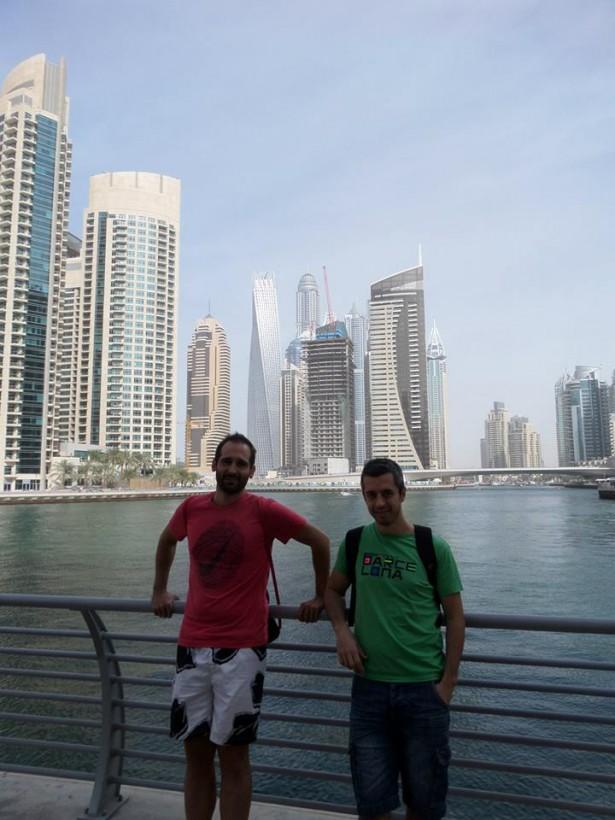 Josep Antón Dubai 2013 ITTF Trick Shot