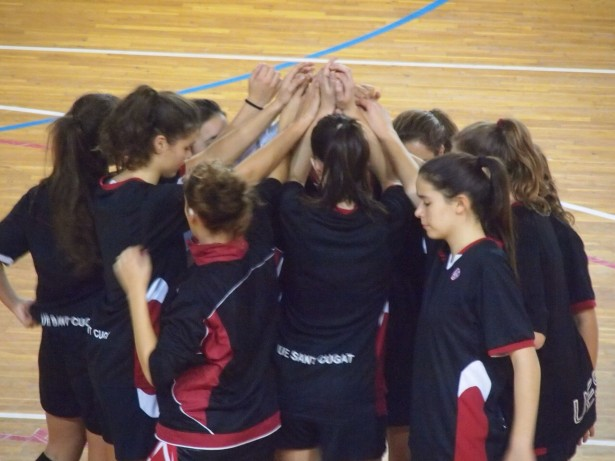 BF Castelldefels - SUB-21 Fem 2014-2015