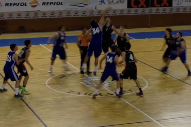 CB Tarragona A - Júnior 1 Masc 2014-2015