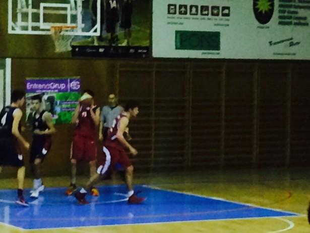 Júnior 1 Masc - Bàsquet Samà Vilanova 2014-2015 3
