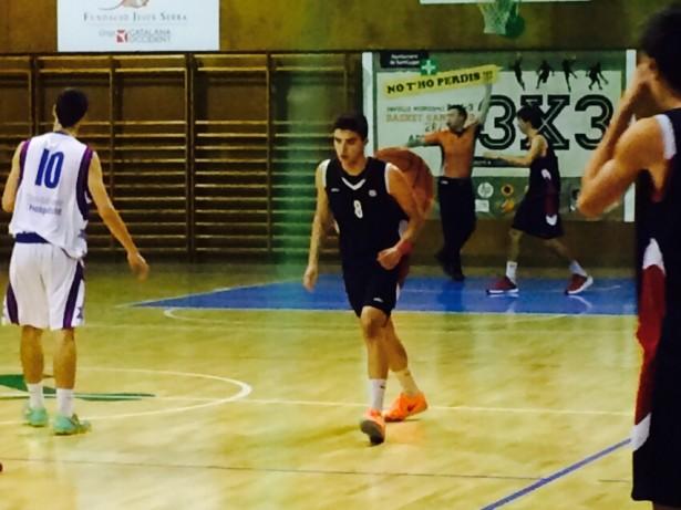 Júnior 1 Masc - CB L'Hospitalet B 2014-2015