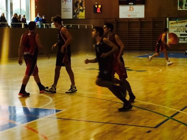 Júnior 2 Masc - UE Montgat B 2014-2015 1