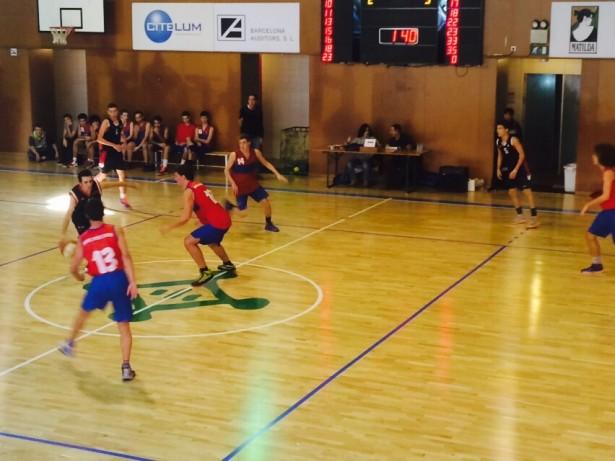 Júnior 3 Masc - Europa International School A 2014-2015 1
