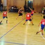 Júnior 3 Masc - Europa International School A 2014-2015