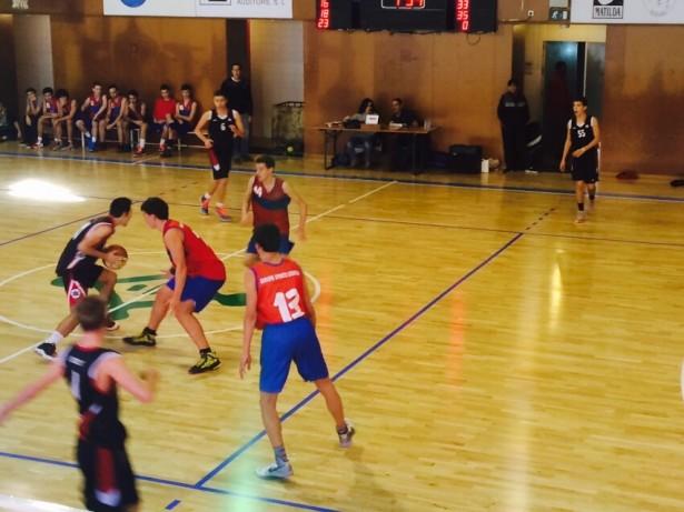 Júnior 3 Masc - Europa International School A 2014-2015 2