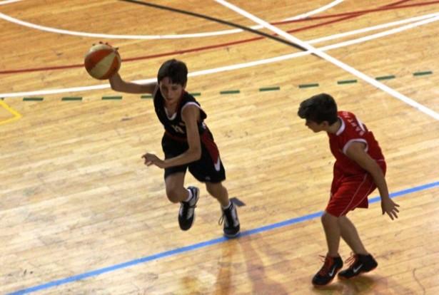 Preinfantil Blanc Masc - CB Sant Pere Terrassa B 2014-2015 3