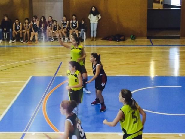Preinfantil Fem - CB Castellar 2014-2015