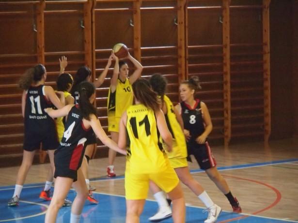Sub-21 Fem - Dominiques-CB Castellet 2014-2015 1