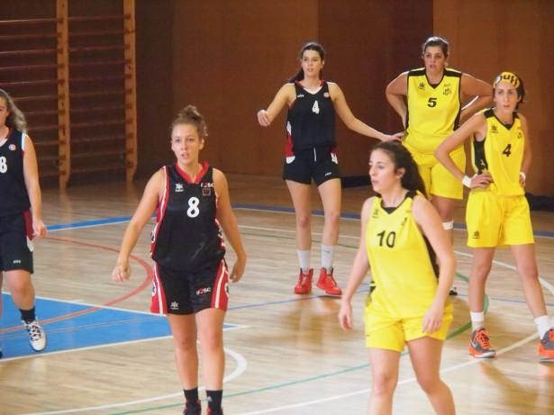 Sub-21 Fem - Dominiques-CB Castellet 2014-2015 2