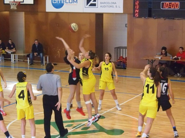 Sub-21 Fem - Dominiques-CB Castellet 2014-2015 3