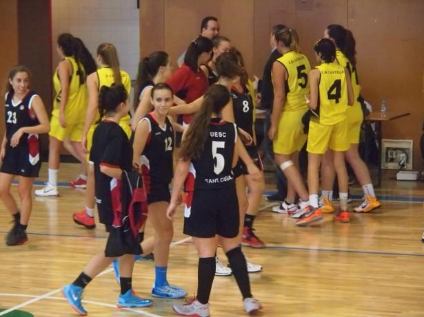 Sub-21 Fem - Dominiques-CB Castellet 2014-2015