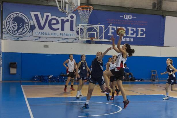 CN Sabadell - Júnior Fem 2014-2015 12