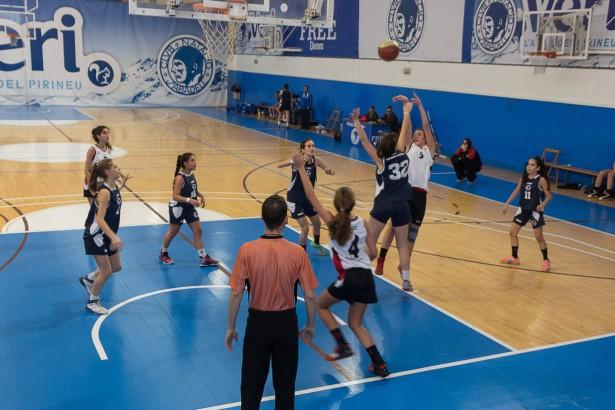 CN Sabadell - Júnior Fem 2014-2015