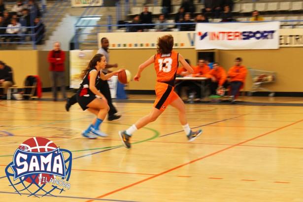 Cadet 1 Fem 2014-2015 torneig ciutat de vilanova 7