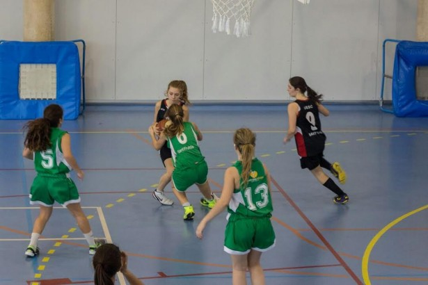 Júnior Fem - St. Fruitós B 2014-2015 1