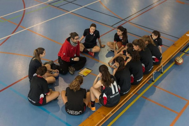 Júnior Fem - St. Fruitós B 2014-2015 10