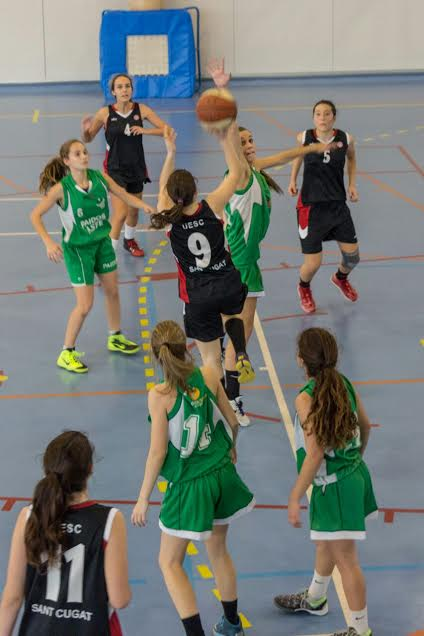 Júnior Fem - St. Fruitós B 2014-2015 13