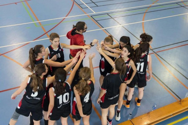 Júnior Fem - St. Fruitós B 2014-2015 2