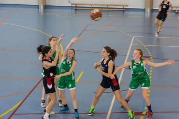 Júnior Fem - St. Fruitós B 2014-2015 4