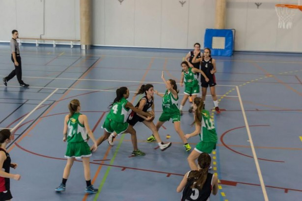 Júnior Fem - St. Fruitós B 2014-2015 5