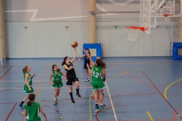 Júnior Fem - St. Fruitós B 2014-2015 6