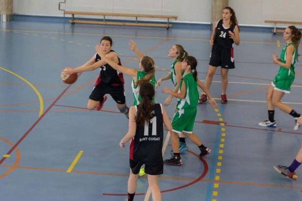 Júnior Fem - St. Fruitós B 2014-2015 9