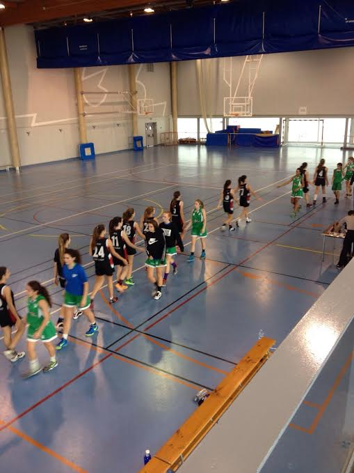 Júnior Fem - St. Fruitós B 2014-2015