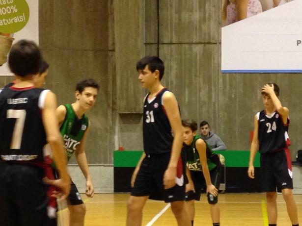 Joventut Badalona B - Infantil Blanc Masc 2014-2015 4