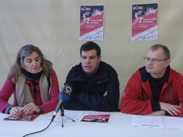 Monica Mateu-Andreu Cervera-Xavier Dorio presentacio 2n Torneig de Reis