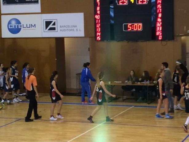 Preinfantil Fem - CN Sabadell 2014-2015 1