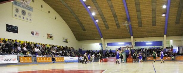 Badalona va ser la seu de  la Copa Federació Júnior 2013