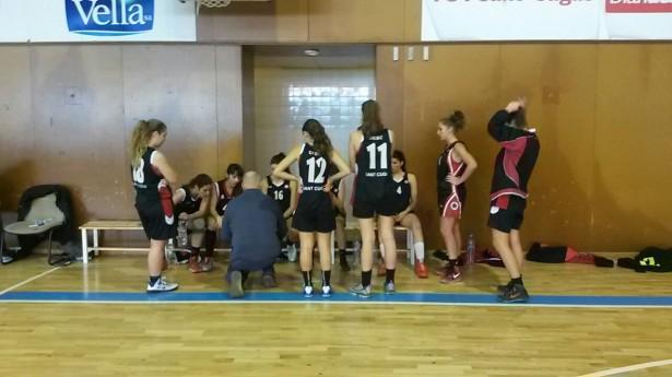 SUB-21 Fem - UES Sant Gabriel Viladecans 2014-2015 4
