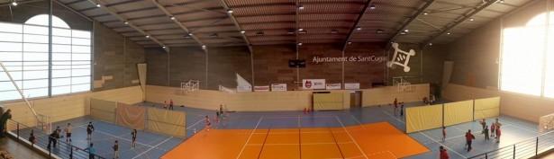 Basket City Nadal 2014 panoramica