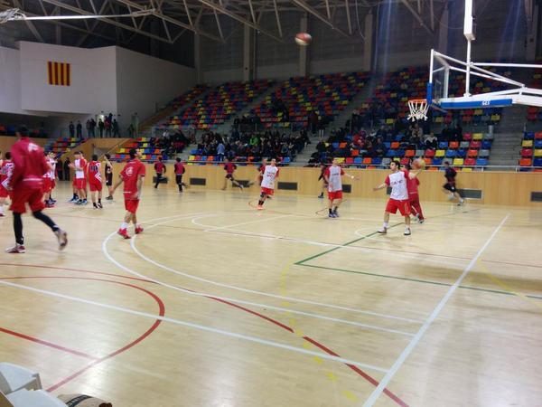 CB Vic - UESC 2014-2015