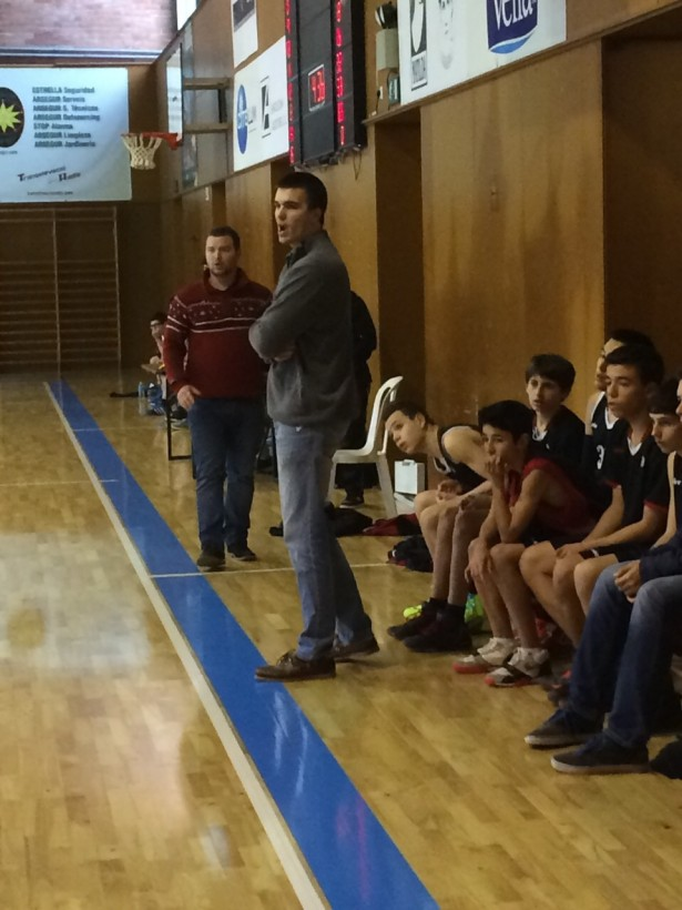 Cadet 2 Masc - CEB Sant Jordi Palou i Montesdeoca 2014-2015