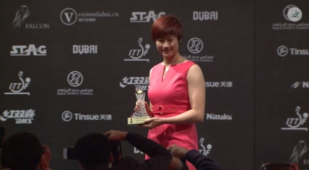 ITTF Star Awards 2014 17